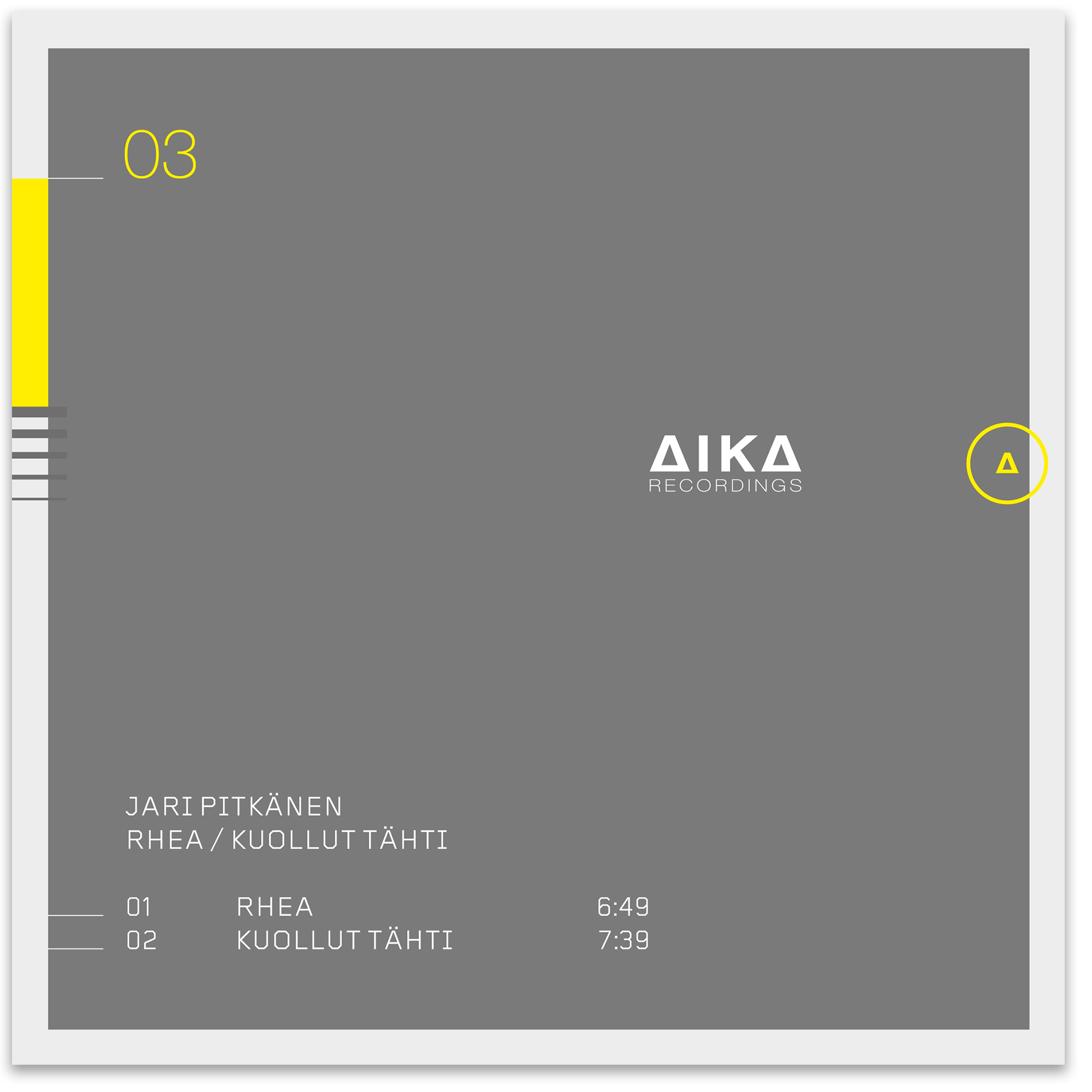 Jari Pitkänen aika recordings